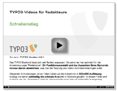 TYPO3-Videos